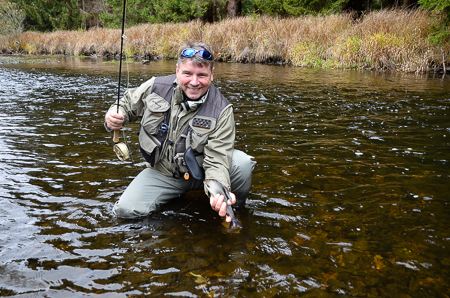 Jan Siman Fly Fishing Course