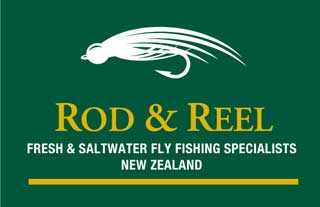 Rod and Reel New Zealand - distributor