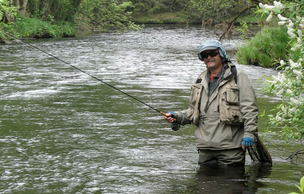 Fly fishing trips in the czech republic for Fly fishing team usa
